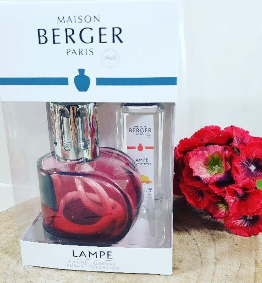 cofanetto lampe berger paris alliance
