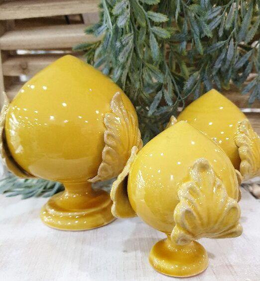 Pumo pugliese giallo miele
