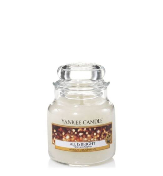Yankee Candle giara piccola all is bright