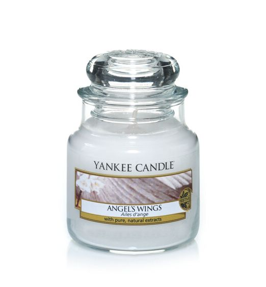 Yankee Candle giara piccola angel's wings