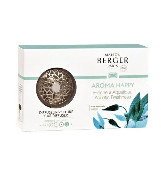 aroma happy auto maison berger