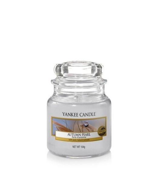 Yankee Candle giara piccola autumn pearl