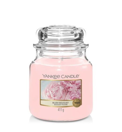 blush bouquet yankee candle