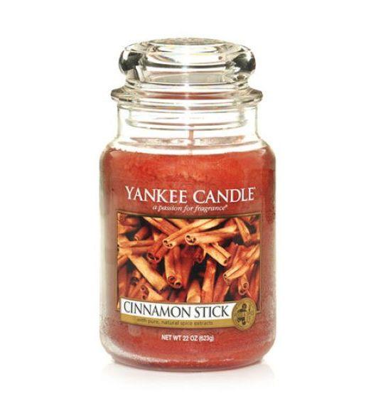 cinnamon stick yankee