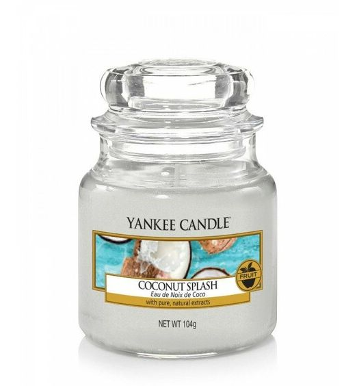 Yankee Candle giara piccola coconut splash