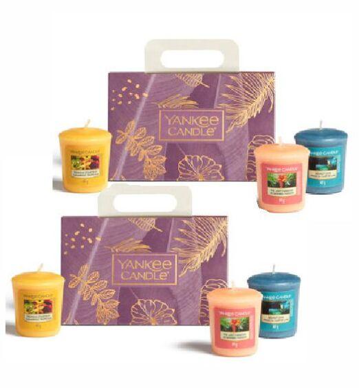 yankee candle set regalo primavera