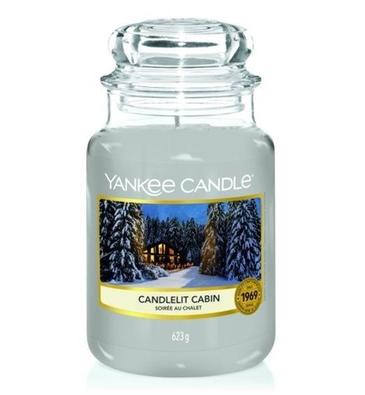 candlelit cabin grande
