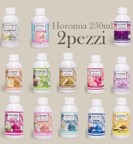 profumo per bucato horomia 250 ml