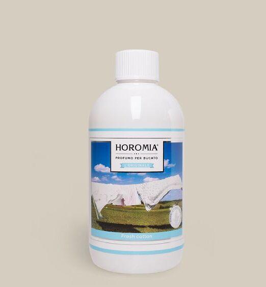 horomia profumo per il bucato Fresh Cotton