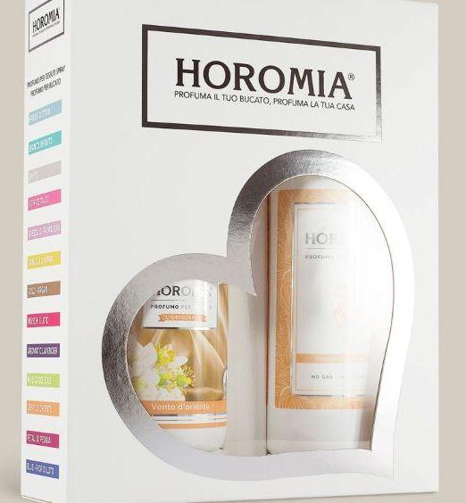 Horomia confezione regalo horotwins vento d'oriente