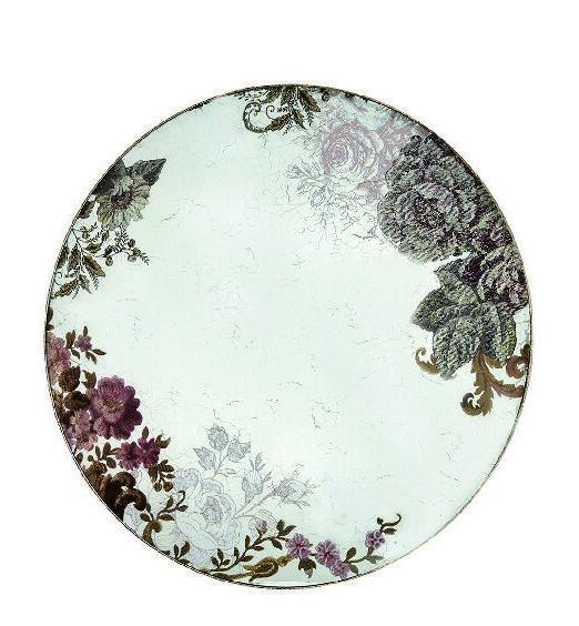 specchio a fiori