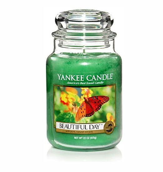 yankee candle beautiful day
