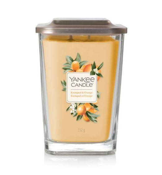 Yankee Candle Elevation Grande Kumquat e orange