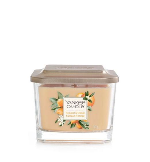 Yankee Candle Elevation media Kumquat e orange