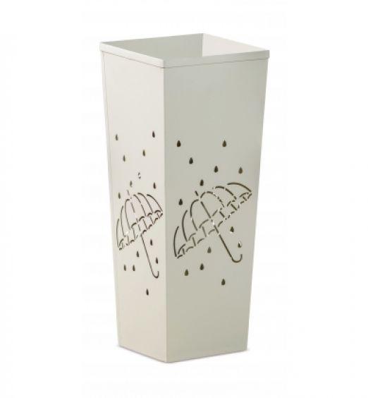 Portaombrelli in metallo disegno ombrello aperto