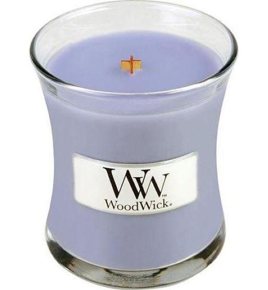 Woodwick Giara piccola lavender spa