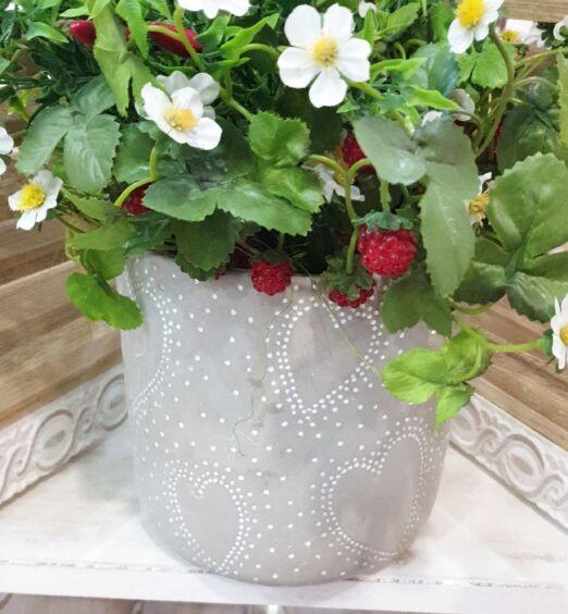 Cachepot per vaso pianta decorativo