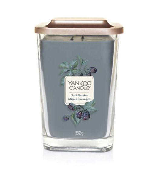 Yankee Candle Elevation Grande dark berries