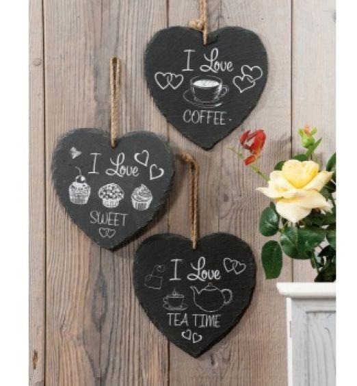 decorazioni da muro appendino assortiti cuore