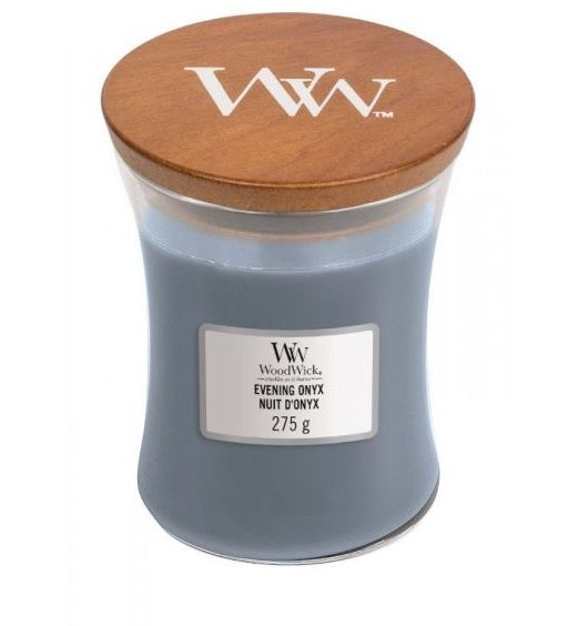 Woodwick Giara Media evening onyx