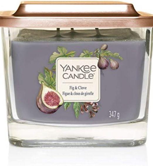 Yankee Candle Elevation media fig e clove