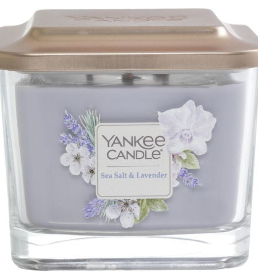 Yankee Candle Elevation piccola sea salt e lavander
