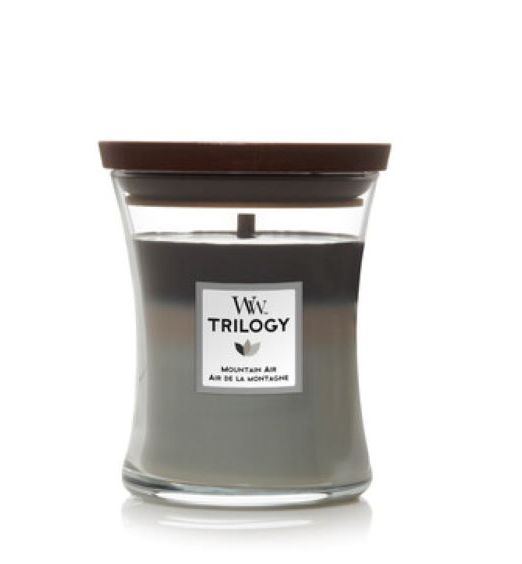 Woodwick Trilogy media mountain air
