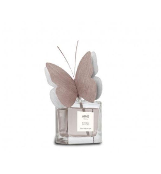 Profumatore D'ambiente butterfly Muhà 50ml ambra antica