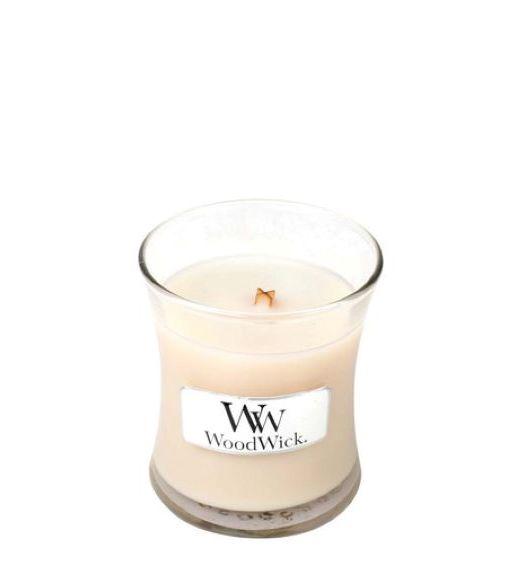 Woodwick Giara piccola vanilla bean