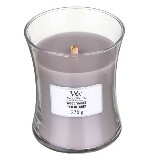 Woodwick Giara Media wood smoke