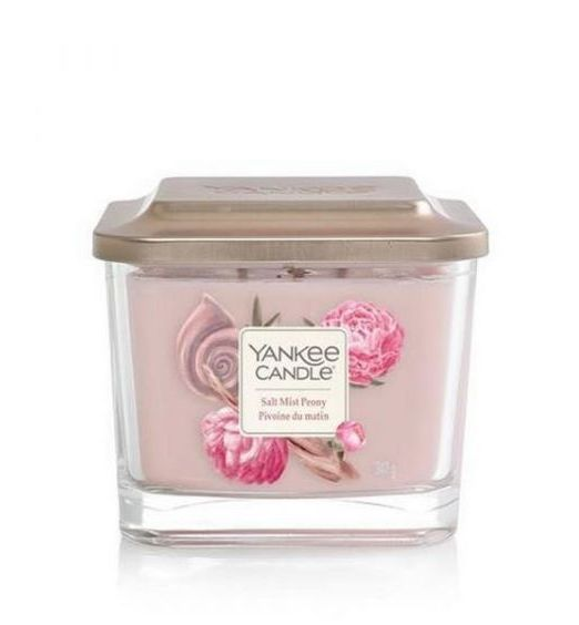 Yankee Candle Elevation media salt mist peony