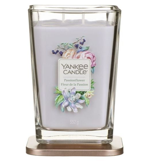 Yankee Candle Elevation Grande passionflower