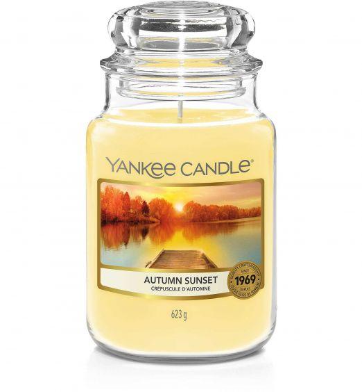 Yankee Candle Giara grande Autumn Sunset