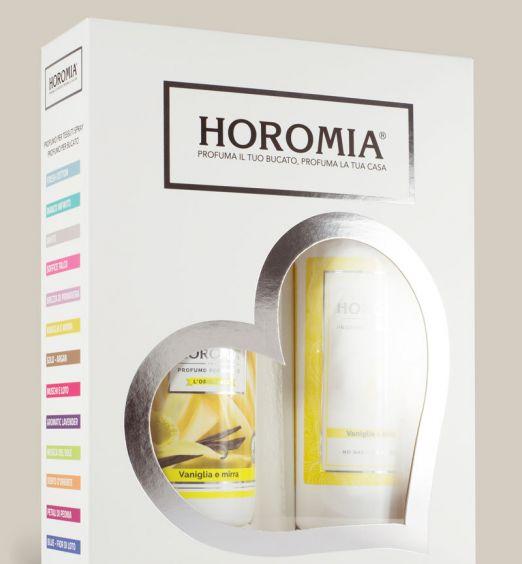 Horomia Horotwins Vaniglia e Mirra Profuma Bucato e DeoSpray