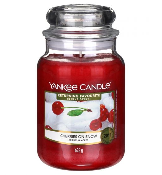 giara yankee candle limited edition
